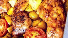Εβδομαδιαίο Πρόγραμμα Διατροφής και Συνταγές από 31/08/2020 εως 06/09/2020