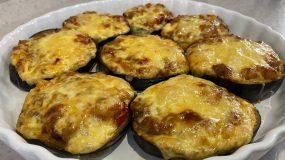Παπουτσάκια αλλιώς: Φωλιές μελιτζάνας με κιμά & λαχανικά