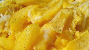 Συνταγή για ομελέτα με πατάτες! Οι παραδοσιακές πατάτες με τ' αυγά!