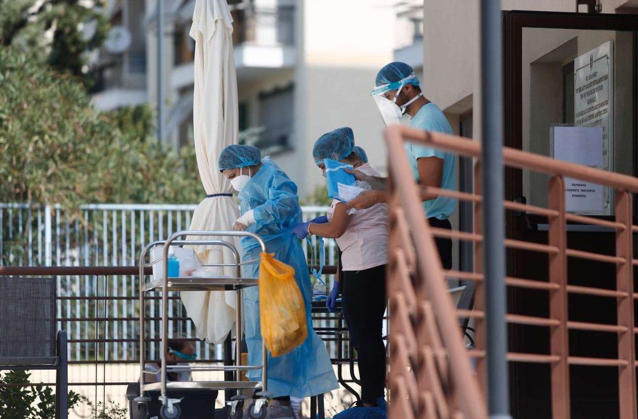 Λίγο πριν το lockdown περιοχές σε Θήβα και Χαλκίδα, Ανακοίνωση Χαρδαλιά