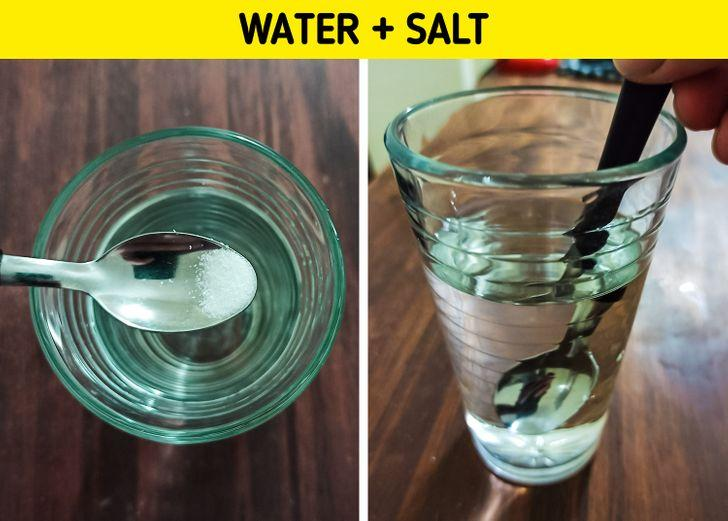 10 έξυπνα κόλπα με αλάτι που θα κάνουν την καθημερινότητα σας ευκολότερη!