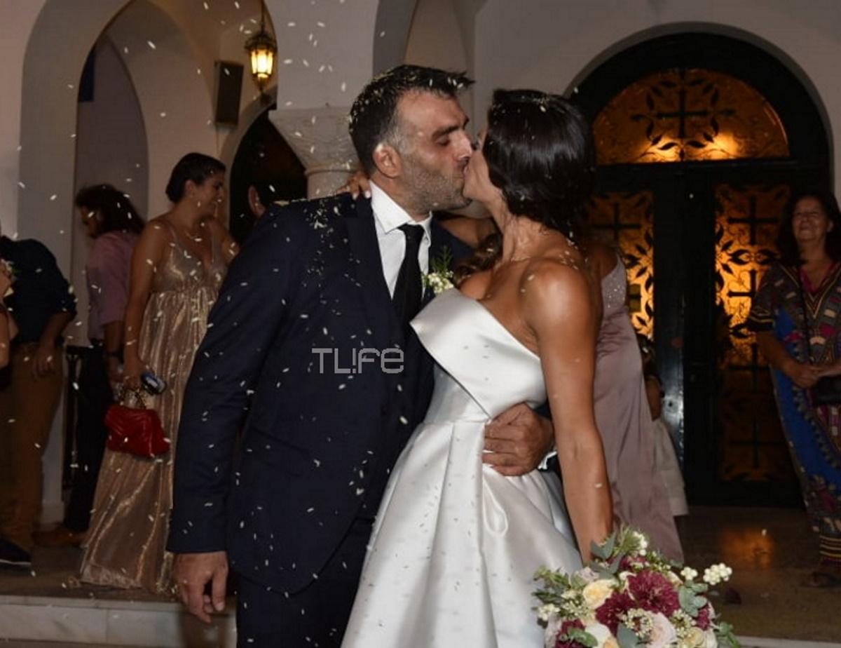 Μάρα Δαρμουσλή: Παντρέυτηκε και ο γάμος της ήταν παραμυθένιος - Φωτογραφίες