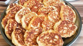 Τηγανιτές με γιαούρτι στο τσακ μπαμ : Το πιο γρήγορο γλυκό