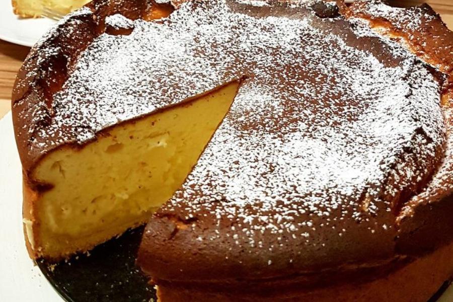 Συνταγή για Κέζεκουχεν: Παραδοσιακό Γερμανικό γλυκό με γιαούρτι!