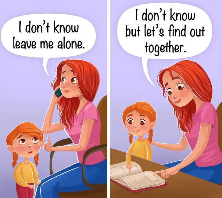 Έρευνες έδειξαν ότι πρέπει να απαντάμε στις ερωτήσεις του παιδιού αν θέλουμε να πετύχει στην ζωή του!