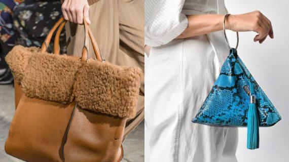 Οι τάσεις στις γυναικείες τσάντες για το Φθινόπωρο - Χειμώνα 2020-2021.