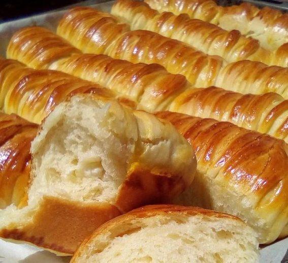 Μαλακά τυροπιτάκια μπαστούνια με γιαούρτι για κολατσιό