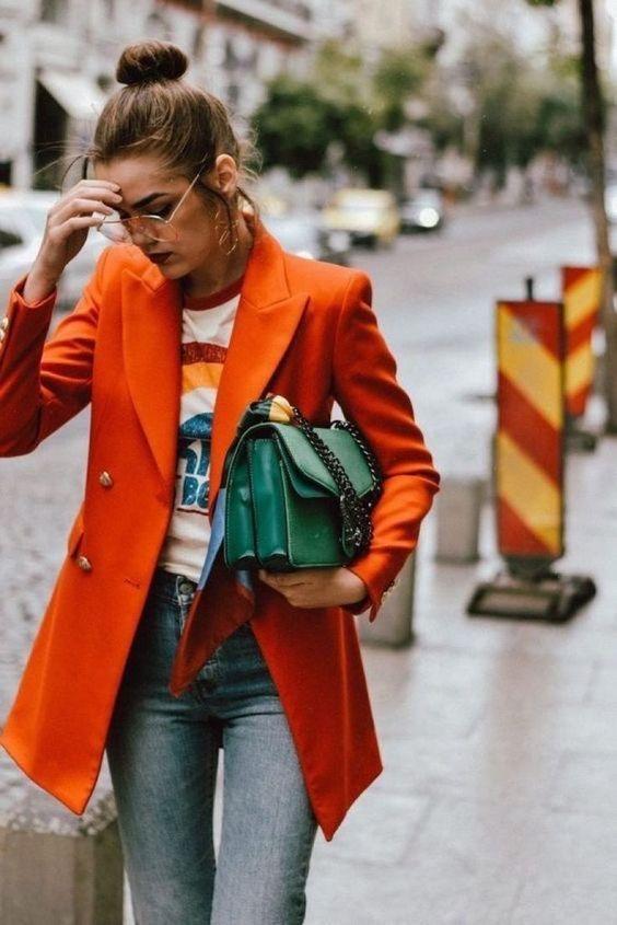 Οι νέες τάσεις στα γυναικεία χρώματα στα ρούχα το Φθινόπωρο - Χειμώνας 2020 - 2021