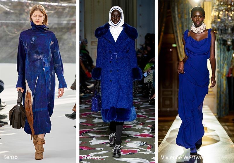 Τάσεις Φθινόπωρο - Χειμώνας 2020 - 2021 : Τα χρώματα που θα φορεθούν στα ρούχα