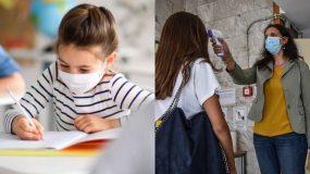 10 πολύτιμες συμβουλές για να φορούν τα παιδιά μάσκα στο σχολείο χωρίς να διαμαρτύρονται