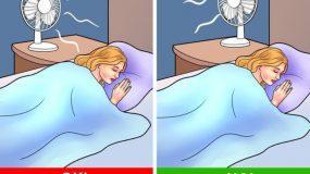 Ύπνος με ανεμιστήρα: Πως μπορεί να βλάψει την υγεία μας και  τρόποι προστατευθούμε