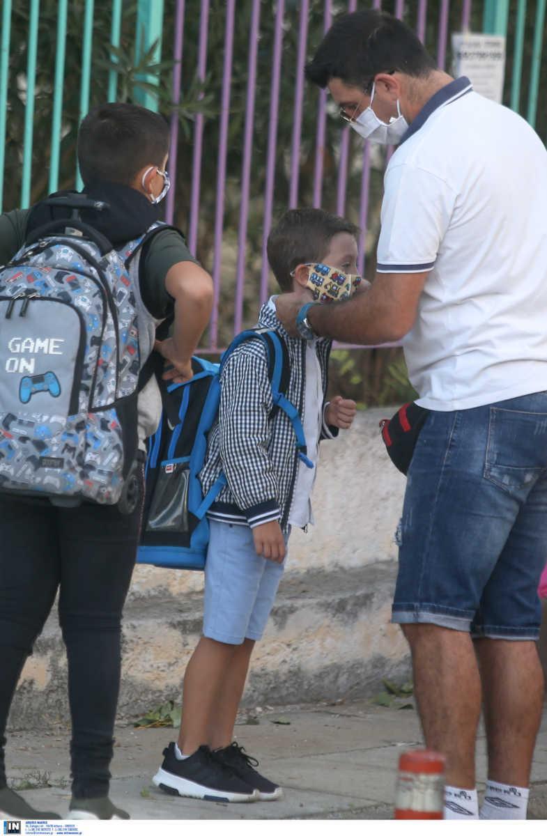 Μάσκες στα σχολεία: Άλλοι έφαγαν πόρτα και άλλοι το διασκέδασαν(βίντεο -φώτο)