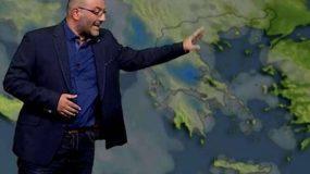 Καιρός: Θα περιμένουμε Μεσογειακό Κυκλώνα προειδοποιεί ο Αρναούτογλου
