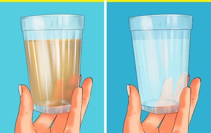 5 έξυπνα κόλπα για να δείτε αν το νερό της βρύσης είναι καλής ποιότητας!