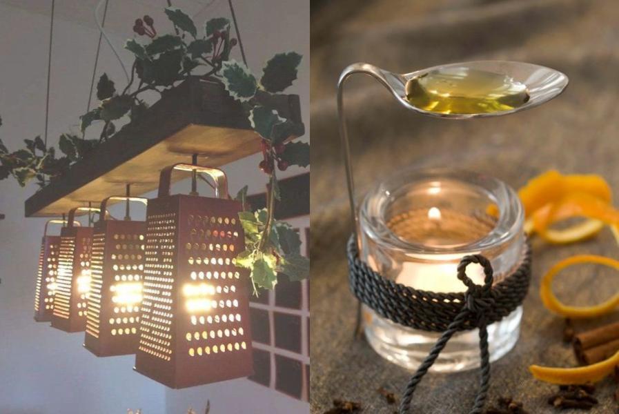 15 diy τρόποι για να μετατρέψετε τα παλιά σας κουζινικά στα πιο μοντέρνα διακοσμητικά χώρου