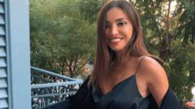 Έγκυος η Όλγα Φαρμάκη- Γόνος επιχειρηματικής οικογένειας ο κούκλος σύντροφός της (εικόνες)
