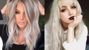 15 ιδέες για ξανθό πλατινέ χρώμα στα μαλλιά και τι να προσέξεις