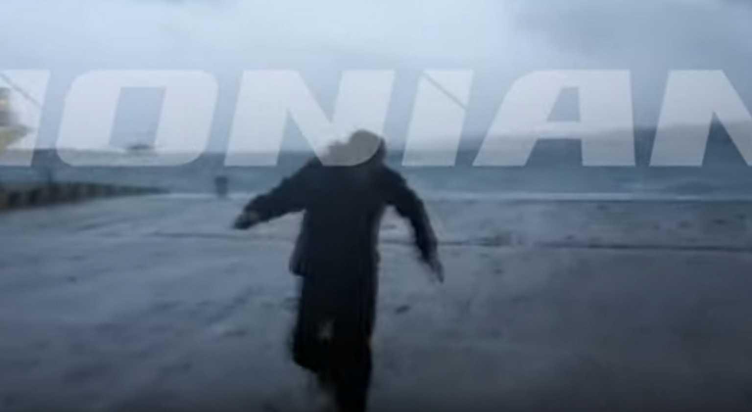 Ιανός: Ρεπόρτερ  παρασύρθηκε από άνεμο 12 μποφόρ (βίντεο)