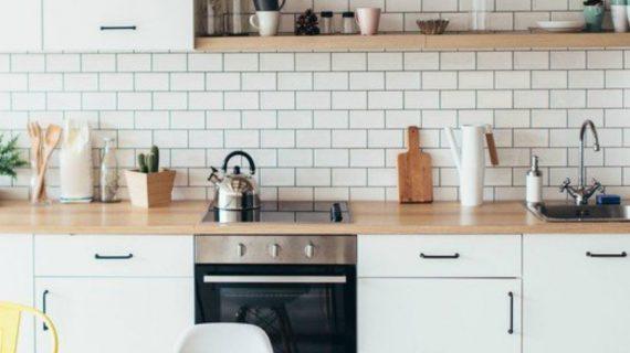 Διακόσμησε τον πάγκο της κουζίνας σου με 8 εύκολα βήματα!