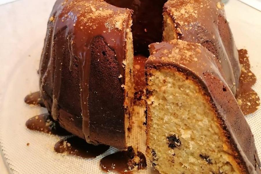 Σπιτικό κέικ με γεύση μπισκότο! Θα ξετρελαθούν τα παιδιά!