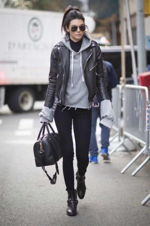 Biker jacket: Το all time classic μπουφάν & πως να το συνδυάσεις σε 15 ιδέες