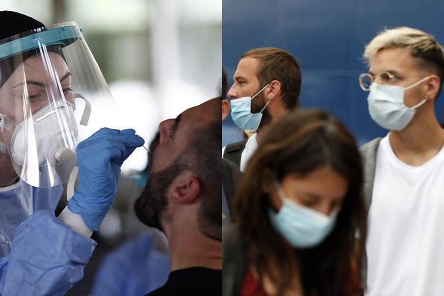 Κορονοϊός: Πως θα καταλάβεις αν έχεις κορονοϊό, ένα κοινό κρυολόγημα ή εποχιακή γρίπη; Δες τα συμπτώματα!