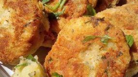 Συνταγή για τους πιο γευστικούς πατατοκεφτέδες!