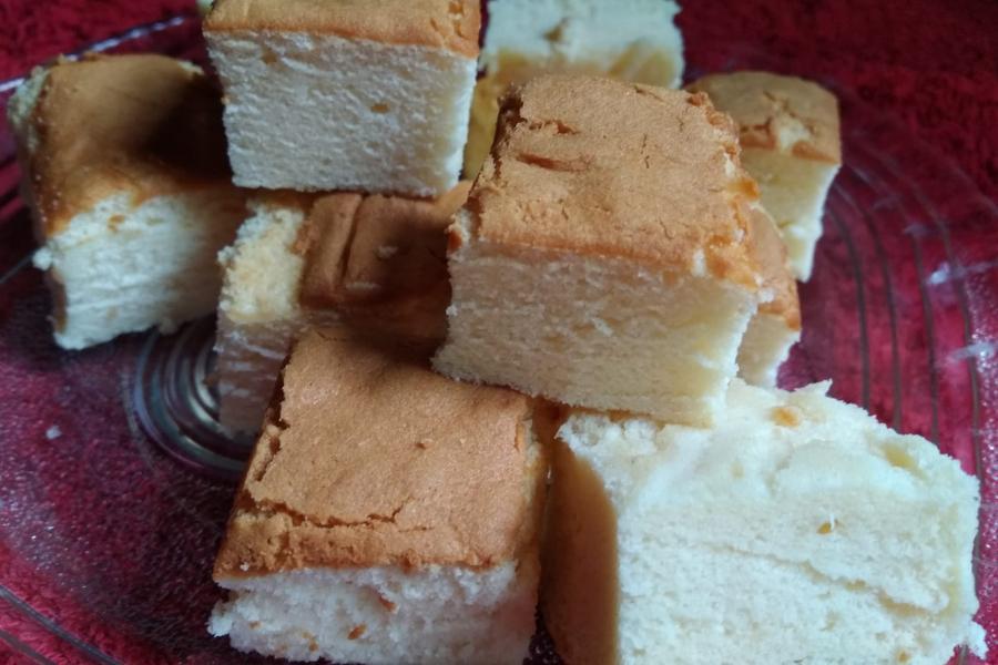 Κέικ Castella: Συνταγή για ιαπωνικό κέικ!