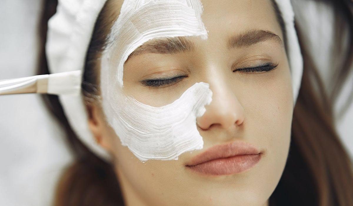 Μάσκα προσώπου από γιαούρτι και αλόη
