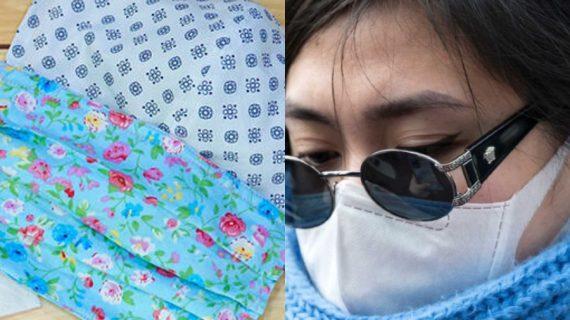 6 κόλπα για να ανασάνεις όταν νιώθεις ότι η μάσκα σε πνίγει