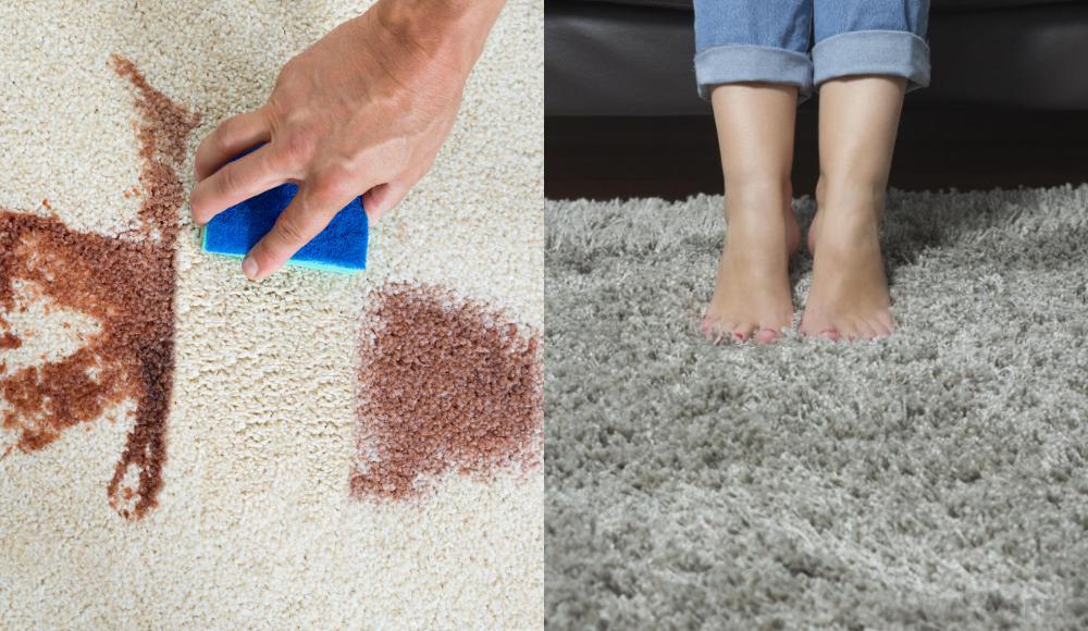 Σωστό στρώσιμο χαλιών: Πως να τα φρεσκάρετε & μερικά έξυπνα κόλπα για το καθάρισμα