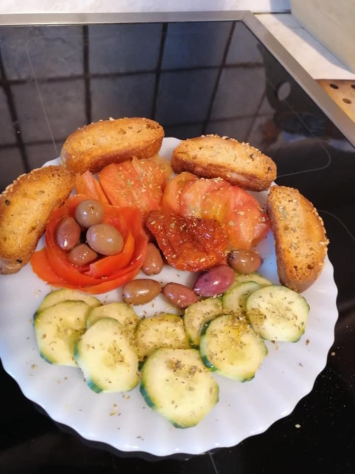 Συνταγή για παραδοσιακά σπιτικά παξιμάδια από την Μάνη