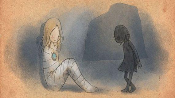 Το πληγωμένο παιδί μέσα μας ξεσπάει πάντα και μας ταλαιπωρεί