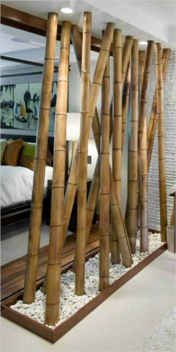 Οι τάσεις που θα κυριαρχήσουν στην διακόσμηση το 2021: Bamboo στην κρεβατοκάμαρα ιδέες
