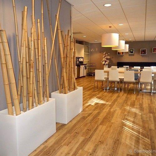 Οι τάσεις που θα κυριαρχήσουν στην διακόσμηση το 2021: Bamboo στην τραπεζαρία ιδέες