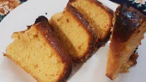 Συνταγή για αφράτο & πεντανόστιμο κέικ πορτοκαλιού