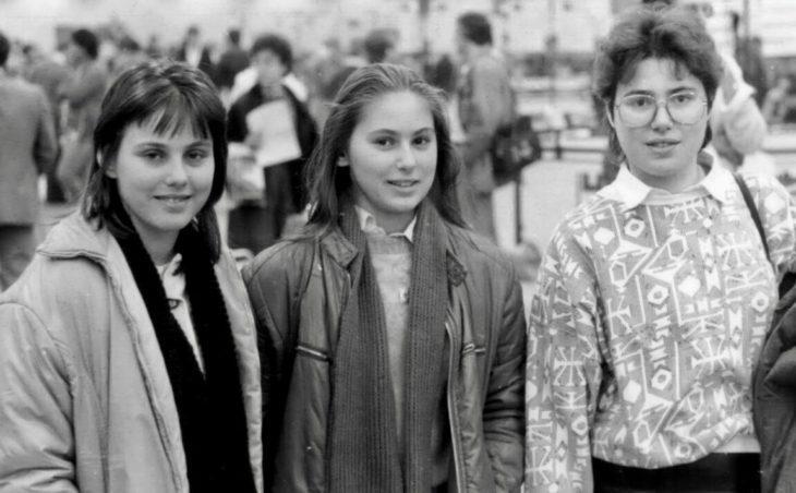 To πείραμα του Πόλγκαρ: Οι κόρες του Πόλγκαρ πληροφορίες