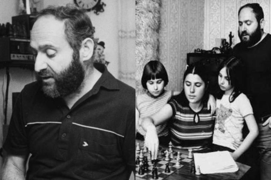 Το αμφιλεγόμενο πείραμα του Πόλγκαρ: Ο άνθρωπος που δημιούργησε 3 κόρες ιδιοφυΐες