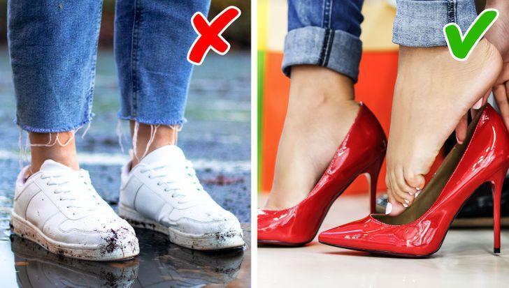8 μικρές συνήθειες που θα επιταχύνουν την απώλειας βάρους σας: Φορέστε γόβες στιλέτο!