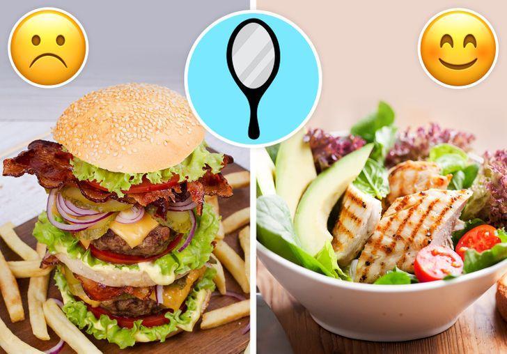 8 μικρές συνήθειες που θα επιταχύνουν την απώλειας βάρους σας: βάλε έναν καθρέφτη σε αυτά που τρως