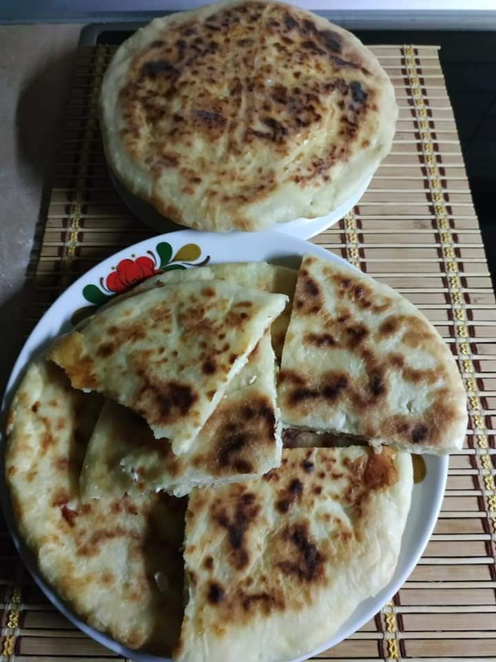 συνταγή για Χατσιπούρι
