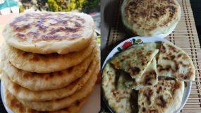 Χατσαπούρι ή πίτα στο τηγάνι – Ιδανικό πρωινό και όχι μόνο