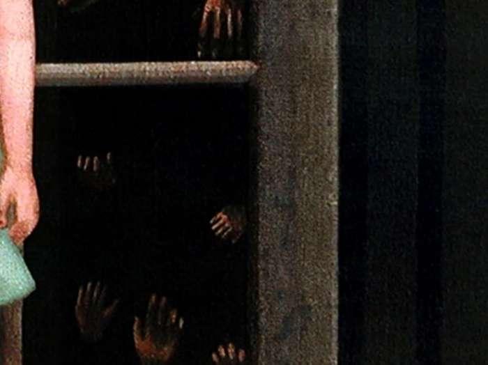 «Τα χέρια που του αντιστέκονται» : Ο στοιχειωμένος πίνακας