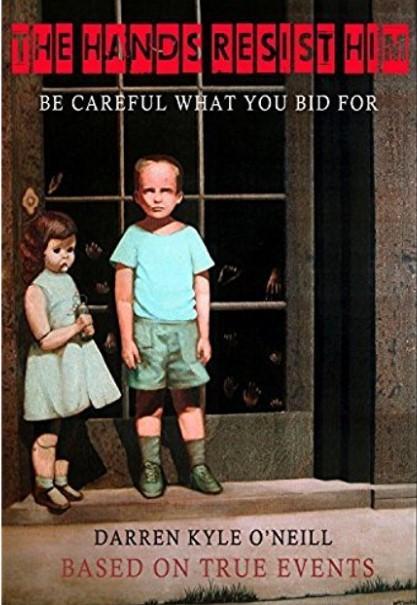 """«Τα χέρια που του αντιστέκονται» """"Τα χέρια που αντιστέκονται: Να είστε προσεκτικοί με αυτά που αγοράζετε"""" βιβλίο"""