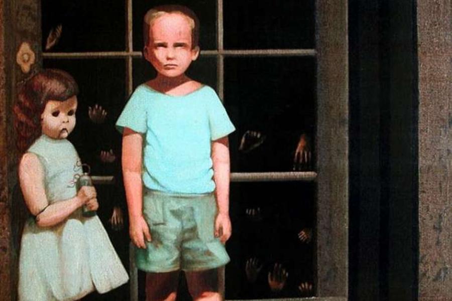 «Τα χέρια που του αντιστέκονται» : Ο στοιχειωμένος πίνακας που όποιος τον αγοράζει πεθαίνει