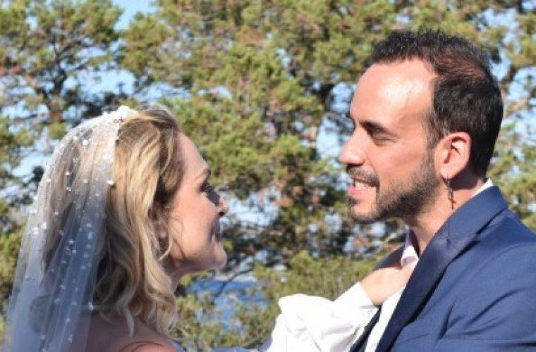 Ζουγανέλη: Αυτοί ήταν οι διάσημοι καλεσμένοι στο γάμος της! (εικόνες)