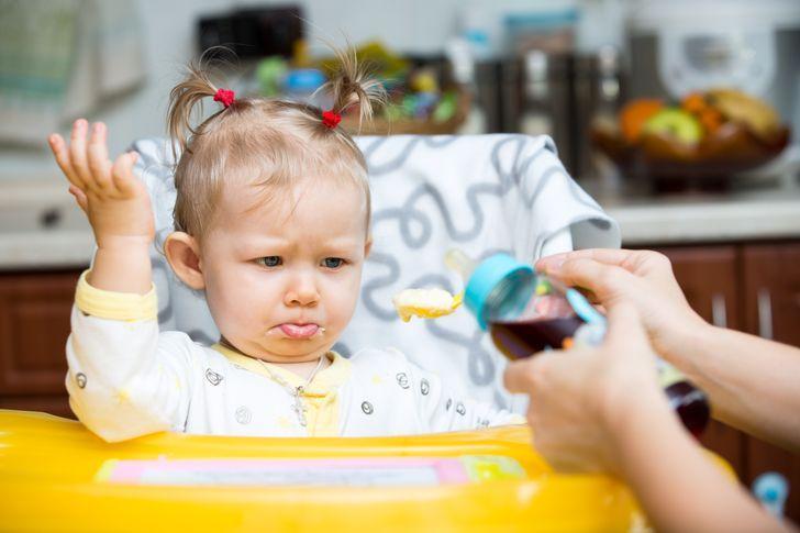 12 λάθη που όλοι οι γονείς έχουν κάνει: πιέζουμε το παιδί για να φάει