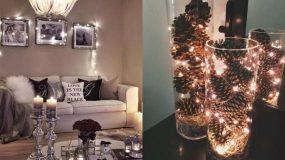 Pre Christmass διακόσμηση: 15 ιδέες για το σπίτι αν ανυπομονείς να έρθουν τα Χριστούγεννα