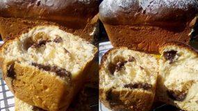 Κέικ άφρατο σαν τσουρέκι – Σκέτος αφρός