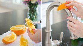 14 παράξενοι & χρήσιμοι τρόποι για να καθαρίσετε το σπίτι σας χρησιμοποιώντας τρόφιμα